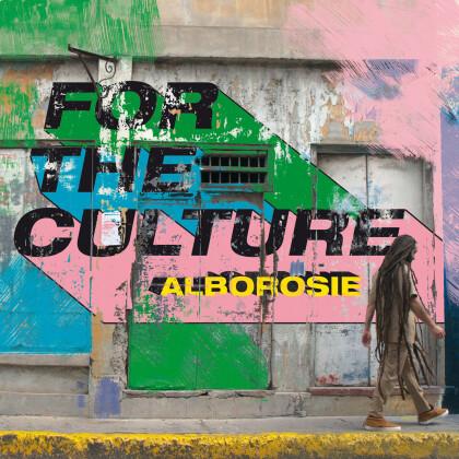 Alborosie - For The Culture (Digipack)