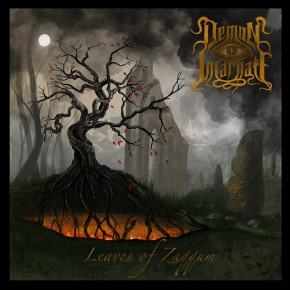 Demon Incarnate - Leaves of Zaqqum (Digipack)