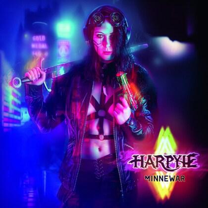 Harpyie - Minnewar (Digipack)