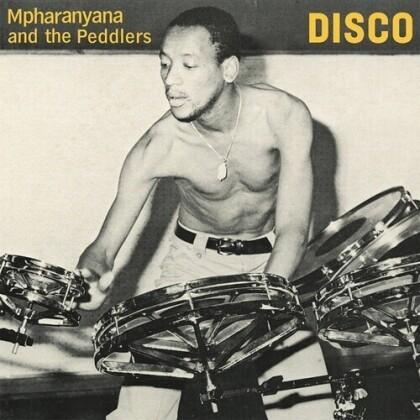 Mpharanyana & The Peddlers - Disco (LP)