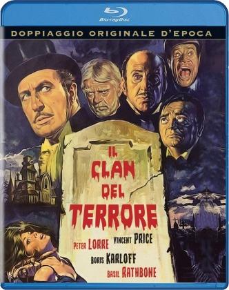 Il clan del terrore (1963) (Doppiaggio Originale D'epoca)