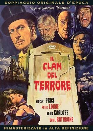Il clan del terrore (1963) (Doppiaggio Originale D'epoca, HD-Remastered, Riedizione)