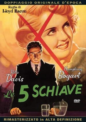 Le 5 schiave (1937) (Doppiaggio Originale D'epoca, HD-Remastered, s/w, Neuauflage)