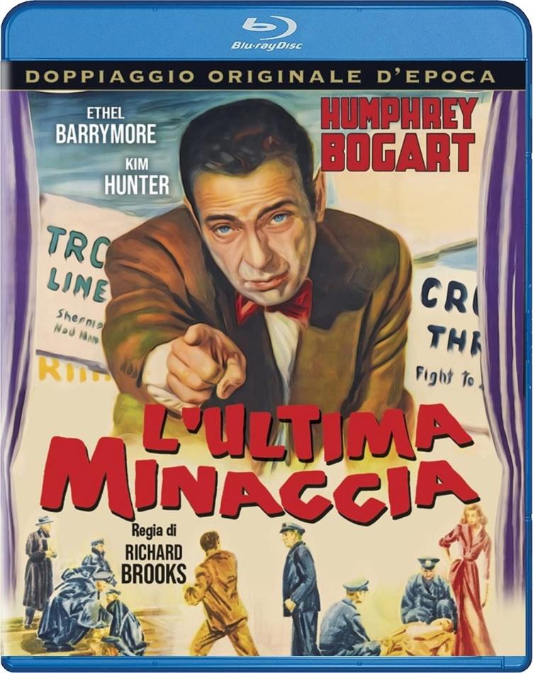 L'ultima minaccia (1952) (Doppiaggio Originale D'epoca, s/w)