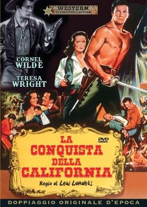 La conquista della California (1952) (Western Classic Collection, Doppiaggio Originale D'epoca)