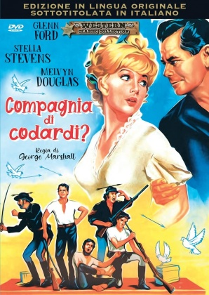 Compagnia di codardi? (1964) (Western Classic Collection, n/b)