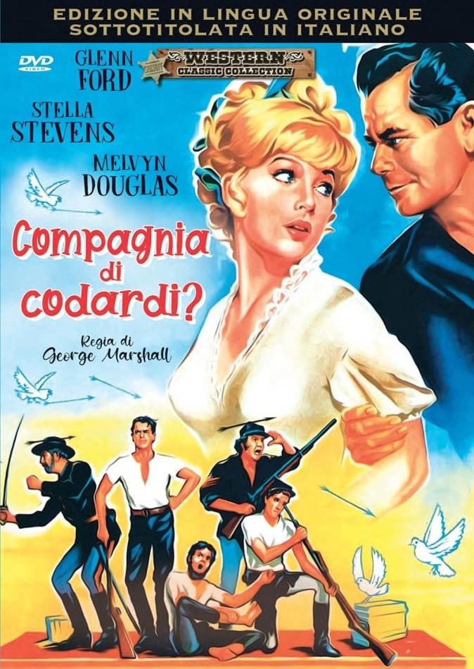 Compagnia di codardi? (1964) (Western Classic Collection, s/w)