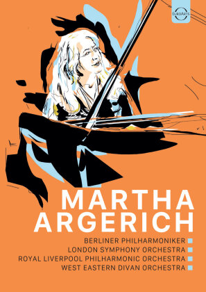 Martha Argerich - Edition (6 DVDs)