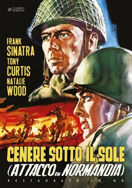 Cenere sotto il Sole (1958) (Classici Ritrovati, restaurato in HD, s/w)