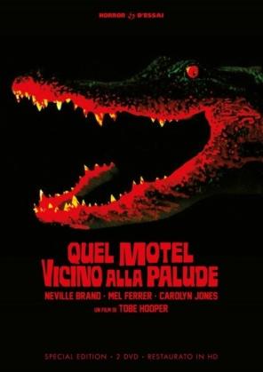 Quel motel vicino alla palude (1976) (Horror d'Essai, restaurato in HD, Special Edition, 2 DVDs)