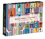 Derrick Adams x Dreamyard 500 Piece Double-Sided Puzzle