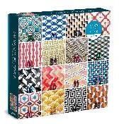 Mosaic Floors 500 Piece Puzzle