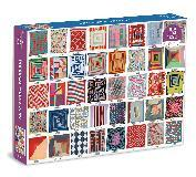 Quilts of Gee's Bend 1000 Piece Puzzle