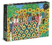 Faith Ringgold The Sunflower Quilting Bee at Arles 1000 Piece Puzzle