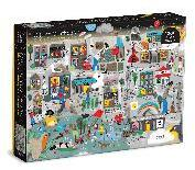 City of Gratitude 1000 Piece Puzzle