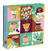 Coffeeology 500 Piece Puzzle