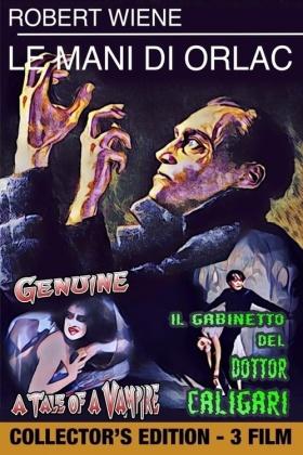 Le Mani Di Orlac + Il Gabinetto Del Dr. Caligari + Genuine (3-Movie Collection)