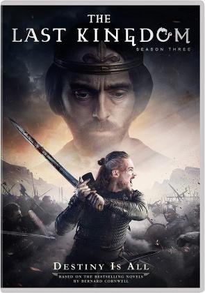 The Last Kingdom - Stagione 3 (3 DVD)