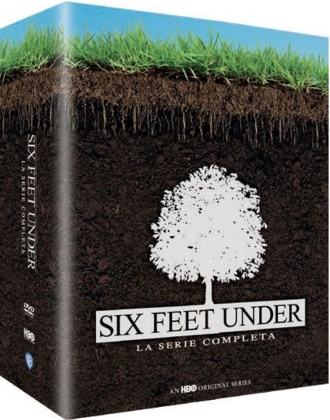 Six Feet Under - La Serie Completa (Neuauflage, 25 DVDs)