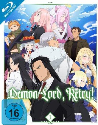 Demon Lord, Retry! - Vol. 3