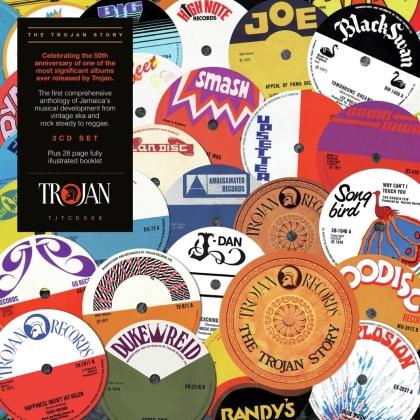 The Trojan Story (3 CDs)