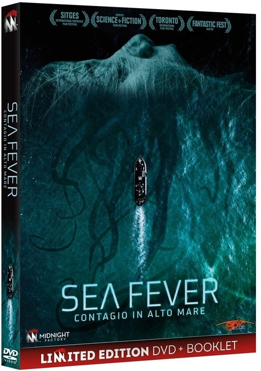 Sea Fever - Contagio in alto mare (2019) (Midnight Factory, Limited Edition)