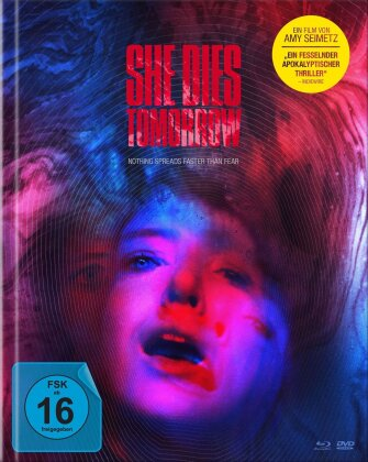 She Dies Tomorrow (2020) (Mediabook, Blu-ray + DVD)