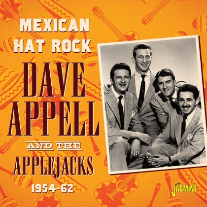 Dave Appell & Applejacks - Mexican Hat Rock