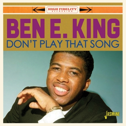 Ben E. King - Don't Play That Song (Jasmine Records)