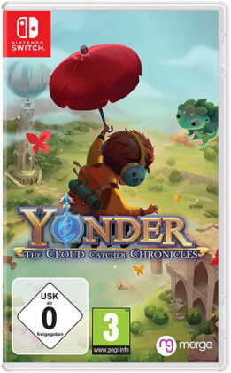 Yonder - The Cloud Catcher Chronicles [PS5]
