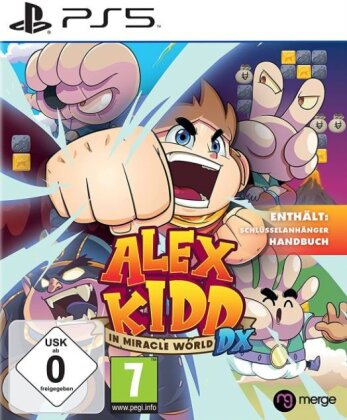 Alex Kidd - In Miracle World DX [PS5]