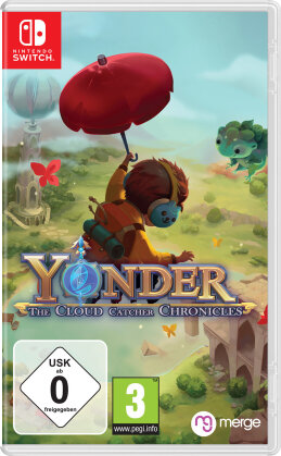 Yonder - The Cloud Catcher Chronicles [NSW]