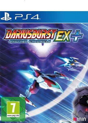 Dariusburst - Another Chronicle EX+