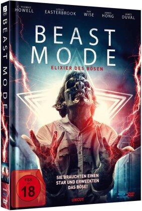 Beast Mode - Elixier des Bösen (2020) (Limited Edition, Mediabook, Uncut, Blu-ray + DVD)
