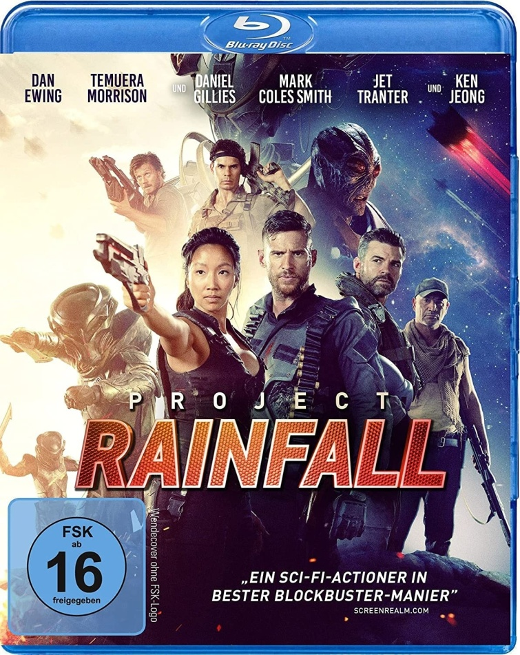 Project Rainfall (2020)