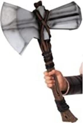 Rubies - Avengers Endgame Thor Stormbreaker Hammer
