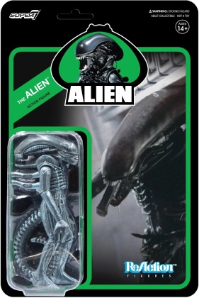 Alien Xenomorph Reaction Figure - The Alien