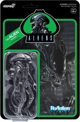 Alien Xenomorph Reaction Figure - Warrior