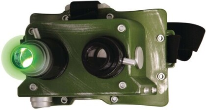 Rubies - Ghostbusters Ecto Goggles Prop