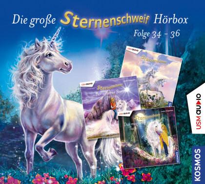 Sternenschweif - Die Große Sternenschweif Hörbox Folge 34-36 (3 CDs)