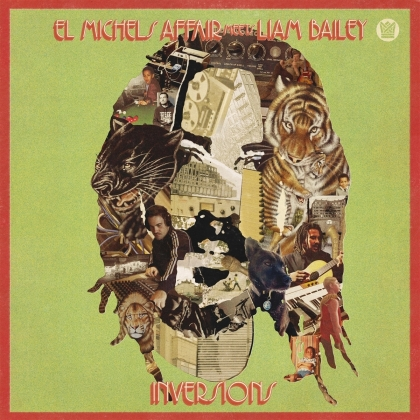 El Michels Affair & Liam Bailey - Ekundayo Inversions