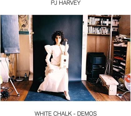 PJ Harvey - White Chalk (Demos) (LP)