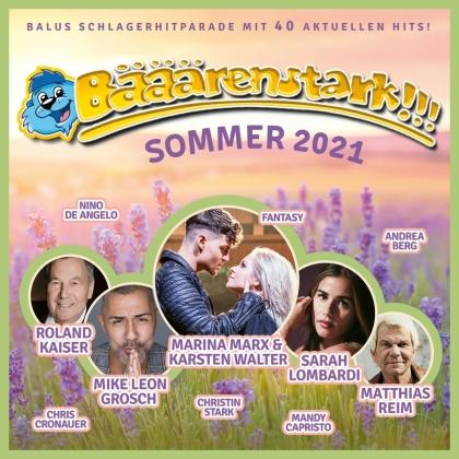 Bääärenstark!!! Sommer 2021 (2 CD)