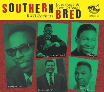 Southern Bred - Louisiana R&B Rockers Vol.16