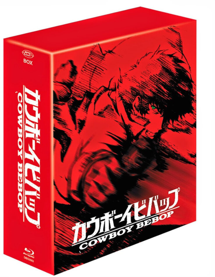 Cowboy Bebop (Gesamtausgabe, Collector's Edition, 5 Blu-rays)