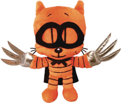 Merry Makers - Dog Man Cat Kid 6.5In Plush