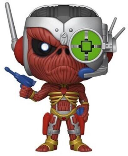 Funko Pop! Rocks: - Iron Maiden- Eddie- Somewhere In Time
