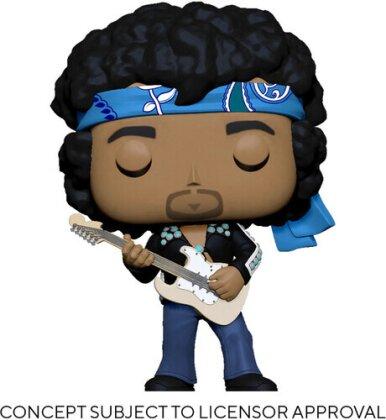 Funko Pop! Rocks: - Jimi Hendrix (Live In Maui Jacket)