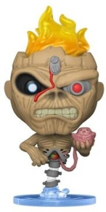 Funko Pop! Rocks: - Iron Maiden- Eddie- Seventh Son Of Seventh Son