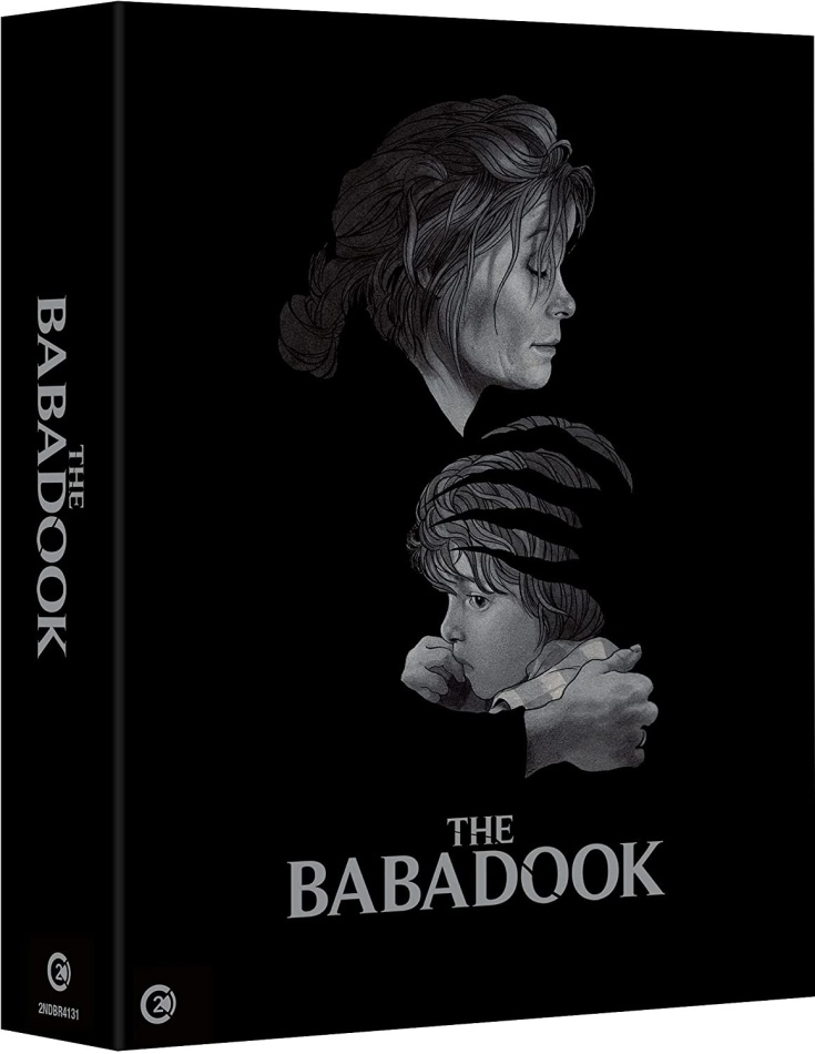 The Babadook (2014) (Limited Edition, 4K Ultra HD + Blu-ray)
